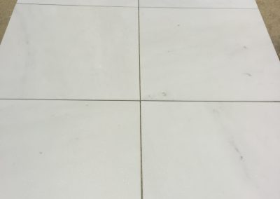Bianco Sivec Polished 12″x12″ Lot B